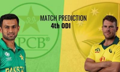 Pakistan vs Australia 4th ODI Match Prediction