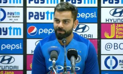 Virat Kohli Oozes Positivity on Series Loss Against Australia