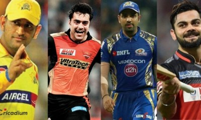 IPL points Table Toppers of all seasons of Indian Premier League
