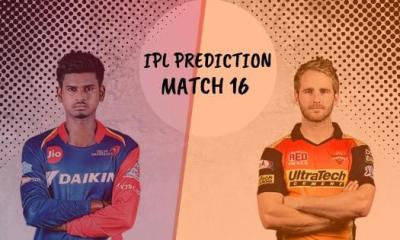 IPL 2019 Match 16 Prediction, DC vs SRH Match Prediction