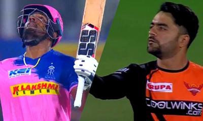IPL 2019: Twitter reacts as Sanju Samson's century in vain, SRH beat RR