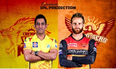 IPL 2019 Match 41, CSK vs SRH Match Prediction