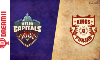 Dream 11 Team Today IPL 2019 match DC vs KXIP Fantasy Cricket Tips