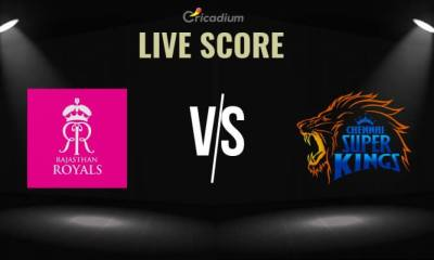 IPL 2019 Match 25 RR vs CSK Live Score ball by ball Commentary