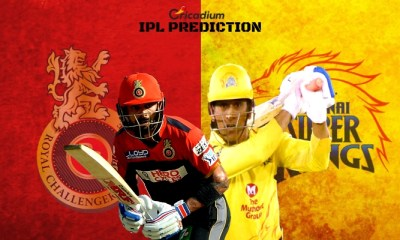 IPL 2019 Match 39, RCB vs CSK Match Prediction