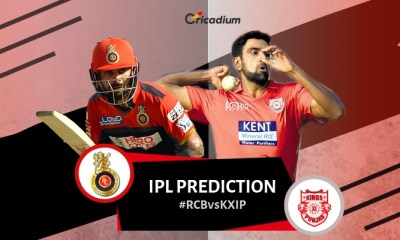 IPL 2019 Match 42, RCB vs KXIP Match Prediction