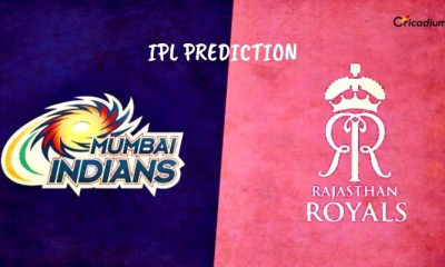 IPL 2019 Match 27, MI vs RR Match Prediction