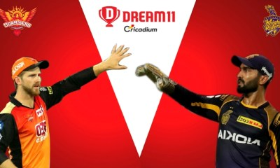 Dream 11 Team Today IPL 2019 Match 38 SRH vs KKR Fantasy Cricket Tips