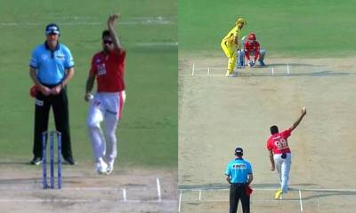 Watch: Ashwin mimics Brett Lee and Kedar Jadhav while bowling
