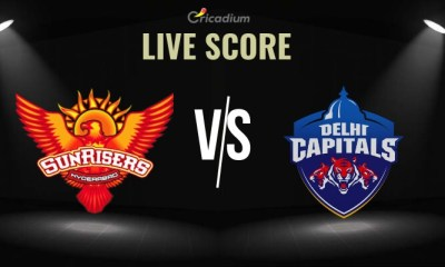 IPL 2019 Match 30 SRH vs DC Live Score, Scorecard and Results