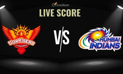 IPL 2019 Match 19 SRH vs MI Live Cricket Score ball by ball Commentary