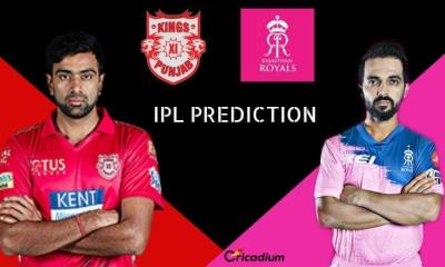 IPL 2019 Match 32, KXIP vs RR Match Prediction