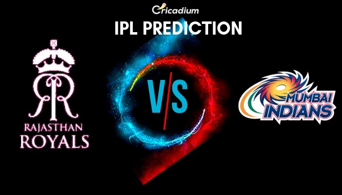 IPL 2019 Match 36, RR vs MI Match Prediction
