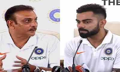 Most challenging World Cup – Virat Kohli in Press Confrence