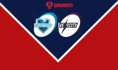 Women's T20 2019 Final SPN vs VEL Dream 11 team: Dream 11 Tips Supernovas vs Velocity