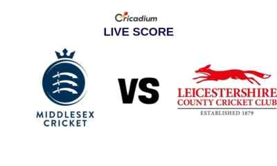 Middlesex vs Leicestershire Live Cricket Score, County Div 2, County Championship 2019 MDX vs LEIC Live Score