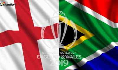 ICC World Cup 2019 Match 1 ENG vs SA Rivalry, Venue, Date and Time