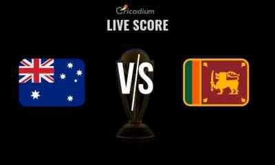 AUS vs SL 7th Warm-up Match Live Score: Australia vs Sri Lanka Live Cricket Score