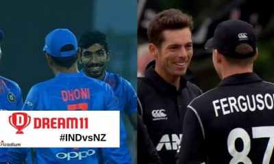 IND vs NZ Dream 11 team Today Warm-up Match 4: Dream 11 Tips for India vs New Zealand