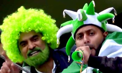 Pakistan Team Fans on Twitter Say They'll Support India in World Cup Game Against England