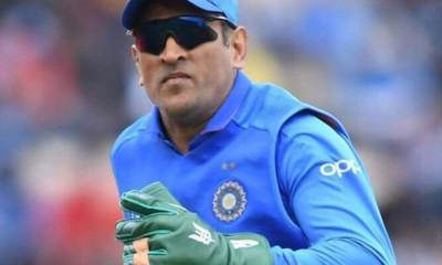 ICC has rejected BCCI's Request to Allow MS Dhoni to Wear Wicket-Keeping Gloves With the Dagger Insignia