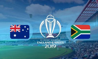World Cup 2019 Match 45 AUS vs SA Live Score: Australia vs South Africa Live Cricket Score