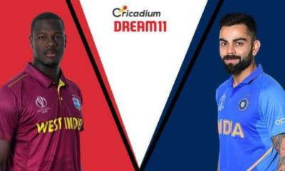 India tour of West Indies, 2019 2nd T20I WI vs IND Dream 11 Team