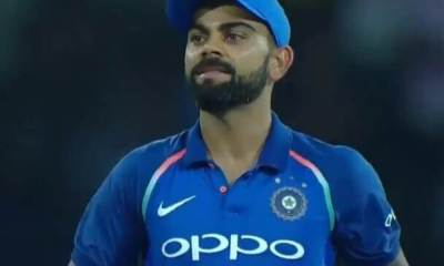 Shahid Afridi applauds Virat Kohli on achieving a unique feat