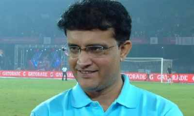 Sourav Ganguly wants wrist spinners for India in T20I
