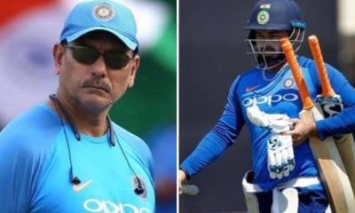 Pant must learn to correct his mistakes at the soonest says Ravi Shastri