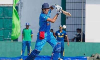 Shubman Gill talks about his inspirations