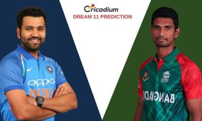 Bangladesh tour of India, 2019 3rd T20I IND vs BAN Dream 11 Team