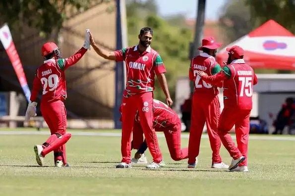 Oman were clinical as they defeated USA, Canada and Hong Kong in their first three games