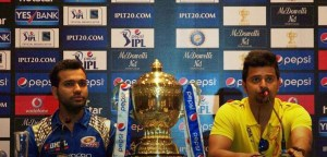 IPL 2015 Final, Mumbai Indians v Chennai Super Kings