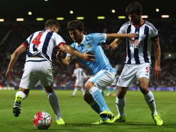 David Silva is integral to Manchester City