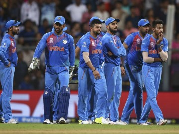 ICC World Twenty20 2016 India v West Indies