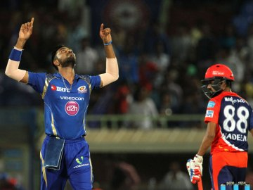Mumbai Indians' Failed Title Defence