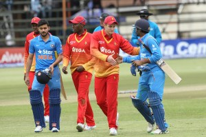 Zimbabwe v India 2016 T20I Series