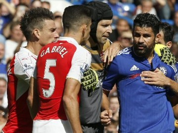 Arsenal v Chelsea, Premier League 2016/17