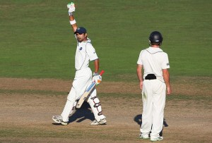 Gambhir's 137, New Zealand v India 2009