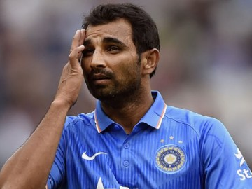 Mohammed Shami Right Knee Injury, India's ODI and T20I Squads v England