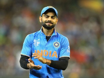 Virat Kohli will lead India in ODIs and T20Is for the first time, with England as the opposition