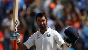 Cheteshwar Pujara is No. 2 in the latest ICC Test player rankings