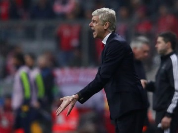 Arsene Wenger has no fans after Arsenal 5-1 against Bayern Munich in the last 16 of the UEFA Champions League yet again, on Wednesday night
