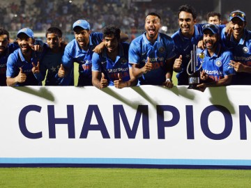 Latest ICC ODI Team Rankings: New Zealand Overtake India to 3rd