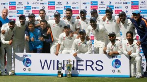 Indian squad for first two Tests vs Australia