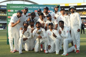 ICC Team Rankings - Tests, ODIs and T20Is