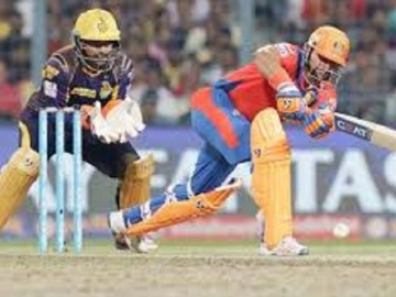 23rd match: KKR v GL - Gujarat beat KKR by four wickets