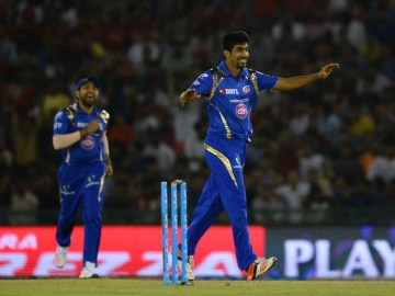 35th match, IPL 2017: Mumbai win super over