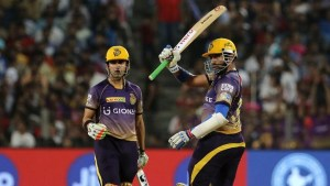 RPS vs KKR, 30th match: Uthappa man-of-the-match